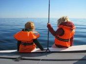 Barn ombord
