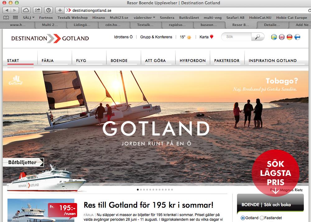 Destination Gotland-web