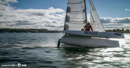 Hamnen.se testar M23