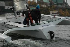 kolfiberbåt